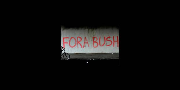 George W. Bush en tournée en Amérique latine - La Libre