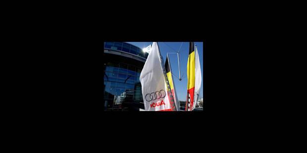 Après l'été, dites Audi Bruxelles