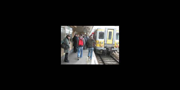 Pagaille sur le rail - La Libre