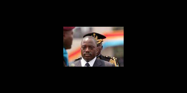 """Discussion """"franche"""" entre Kabila et De Gucht - La Libre"""