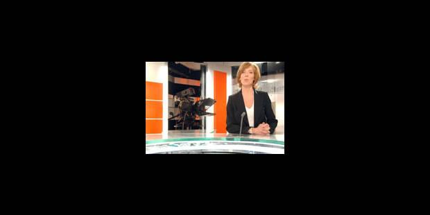 Nathalie Maleux, la spontanéité au JT - La Libre