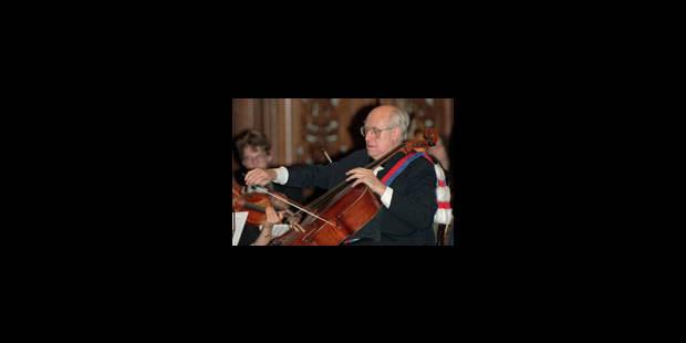Le violoncelliste du siècle - La Libre