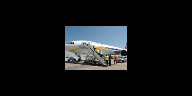 Jet Airways choisit Brussels Airport