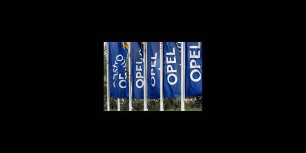 Opel Anvers : au moins deux modèles - La Libre
