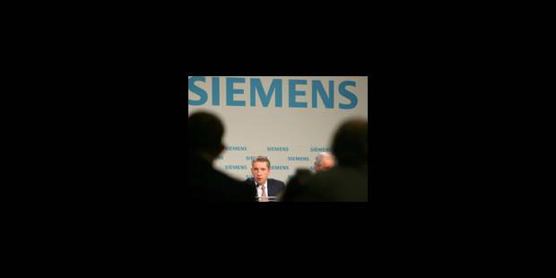 Siemens tente de se réinventer - La Libre