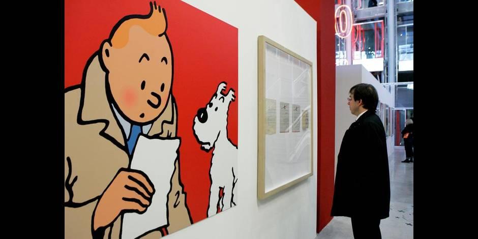 Spielberg et Jackson pour Tintin
