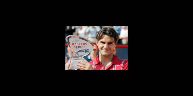 Federer fait retomber Nadal sur terre - La Libre