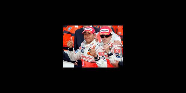 McLaren avait désigné Alonso - La Libre