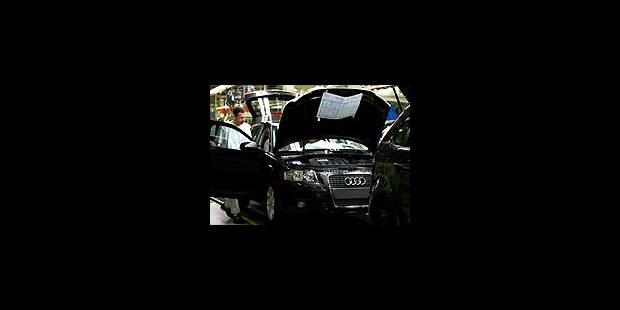 Crémaillère de luxe pour Audi Brussels