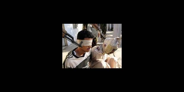 Raids à Bagdad - La Libre