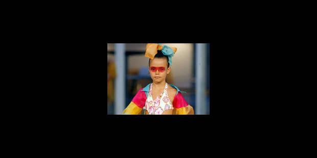 La Belgique, bac à sable de la mode enfantine - La Libre