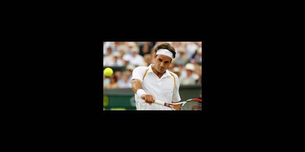 Federer remporte Wimbledon pour la 5ème année consécutive