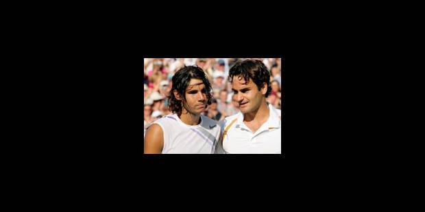 Federer rejoint Borg dans la légende du tennis