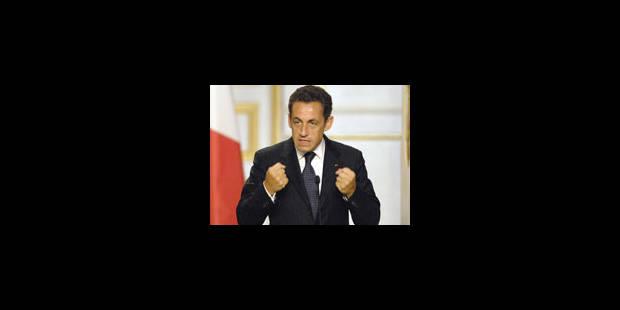 Sarkozy veut évincer Siemens de Areva NP