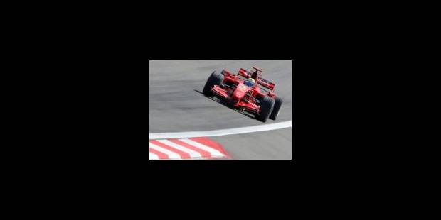 Massa en quête d'une 3e victoire - La Libre