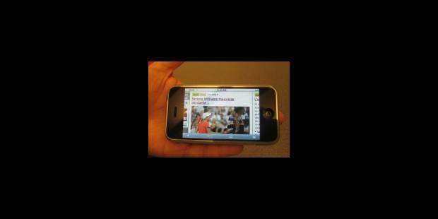 iPhone piraté ? Ca marche déjà en Belgique