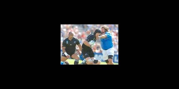La Nouvelle-Zélande écrase l'Italie 76 à 14