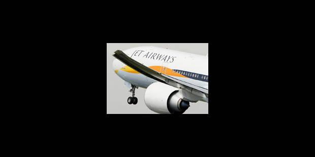 """Jet Airways : """"Remplacer l'ex-Sabena"""""""