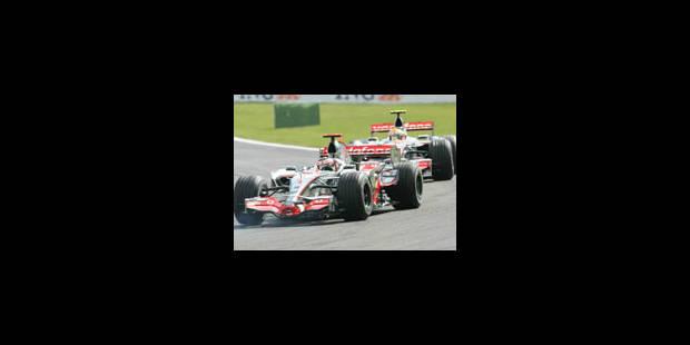 McLaren retire son appel - La Libre