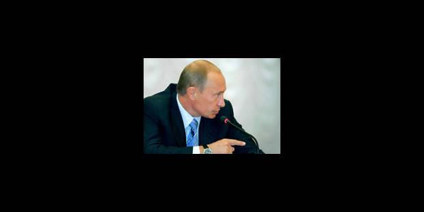 Vladimir Poutine, l'infréquentable