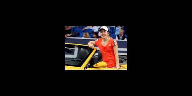 Justine Henin roule carrosse - La Libre