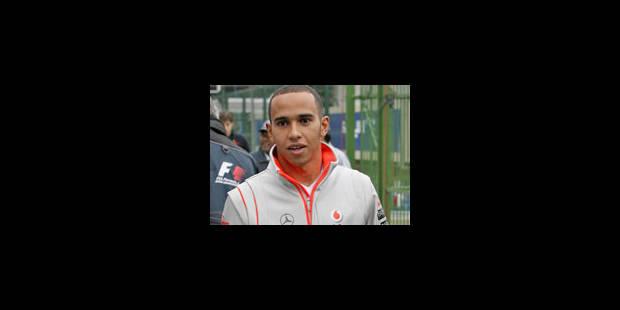 Lewis Hamilton favori mais... - La Libre