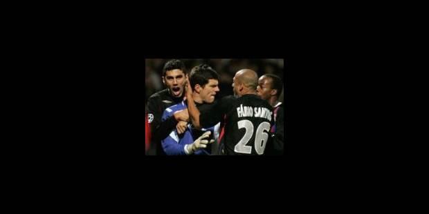 Arsenal et Manchester qualifiés - La Libre