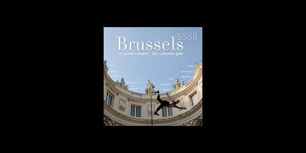 Le nouveau guide culturel 2008 en librairie - La Libre