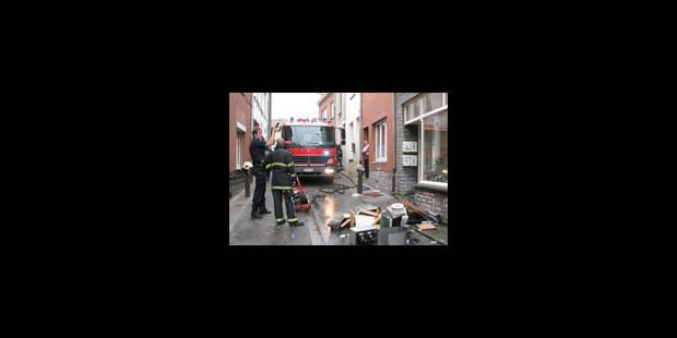 """Pompiers : """"La loi prime sur la sécurité du citoyen"""" - La Libre"""