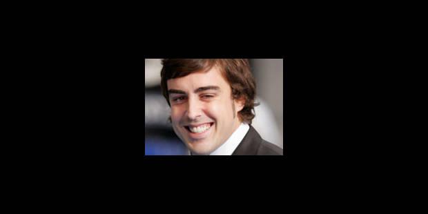 Alonso signe chez Renault pour 2008 - La Libre