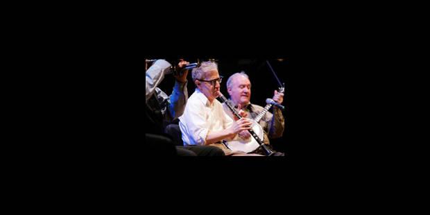 Woody, clarinettiste du lundi - La Libre