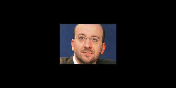 Le MR propose Charles Michel - La Libre