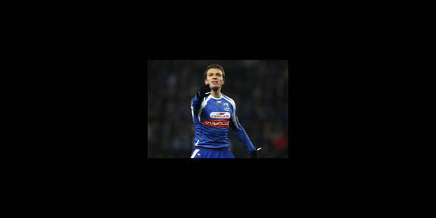 Chatelle rejoint Anderlecht - La Libre