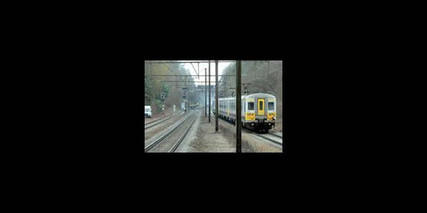 Grève: la circulation des trains n'est pas trop perturbée - La Libre