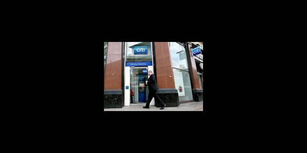 Citigroup admet réfléchir à des licenciements
