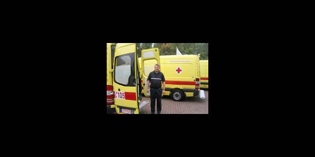 Ni Laurent ni Mathilde à la tête de la Croix-Rouge - La Libre