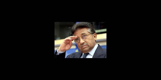 Opération Musharraf à Bruxelles - La Libre