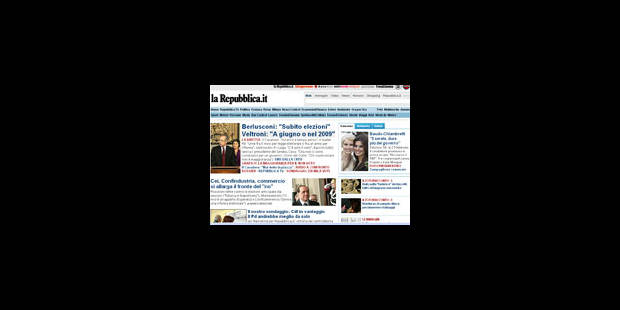 Menaces de mort sur la presse italienne - La Libre