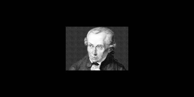 Le devoir de morale - La Libre