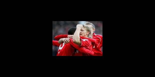 La Roma Schalke et Liverpool vainqueurs - La Libre