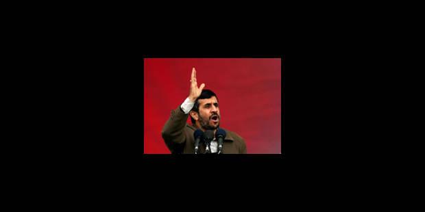 Peut-on faire taire Ahmadinejad ?