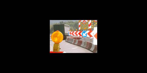 Embouteillages prévus sur la E411 - La Libre