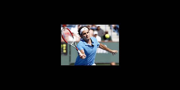 Federer élimine facilement Davydenko - La Libre