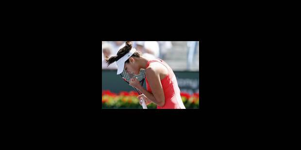 Victoire d'Ana Ivanovic