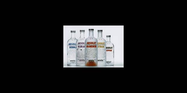 Pernod Ricard avale la vodka Absolut
