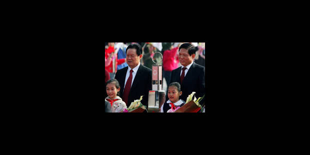 Les Chinois ont la flamme - La Libre