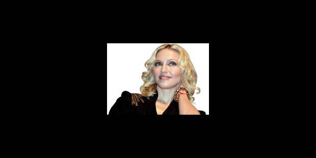 Le flair de Madonna - La Libre