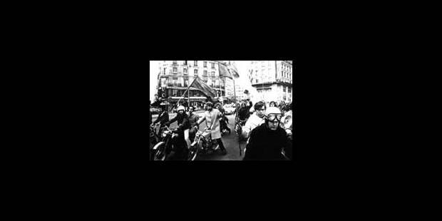 Les traces de 68 - La Libre