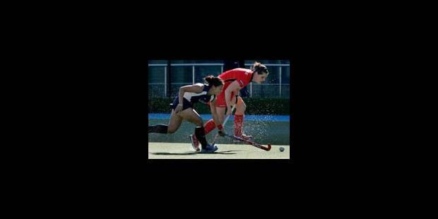 Les hockeyeuses belges n'iront pas aux JO de Pékin - La Libre