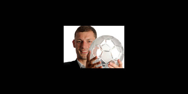 Milan Jovanovic élu footballeur pro de l'année - La Libre